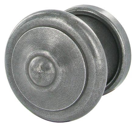 Bouton de porte fixe traditionnel