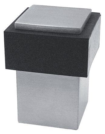 Butoir de sol inox carré EZ216