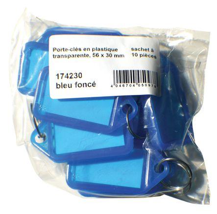Attache-clés plastique