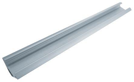 Profil aluminium en applique angulaire