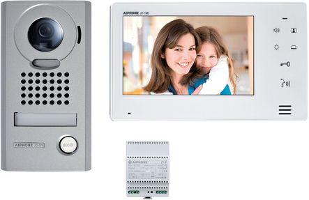 Kit interphone vidéo Jo 7