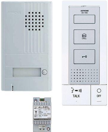 Kit interphone audio DBS1AP