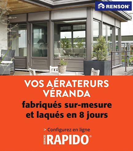 Rapido - Aerateur