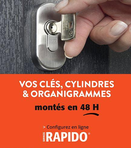 Rapido - Clés