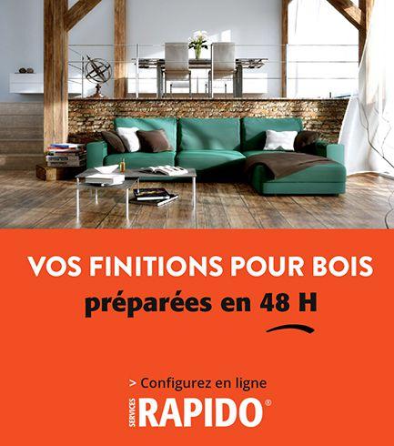 Rapido - Finition Bois