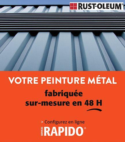 Rapido - Peinture métal